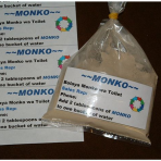 MONKO® Essential Microorganisms for natural water cleaning